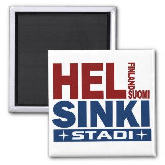 De magneet van Helsinki