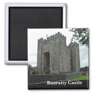 De Magneet van het Kasteel van Bunratty