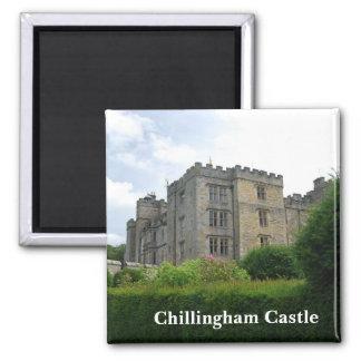 De Magneet van het Kasteel van Chillingham
