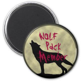 De Magneet van het Lid van het Pak van de wolf