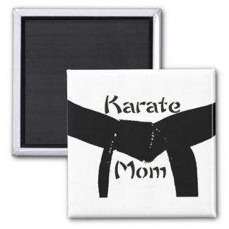 De Magneet van het Mamma van de Karate van het Zwa