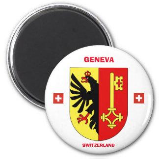 De Magneet van het Wapenschild van Genève