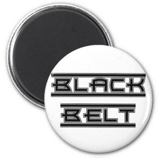 De Magneet van het Zwarte band van vechtsporten