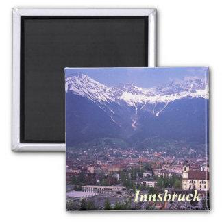 De magneet van Innsbruck