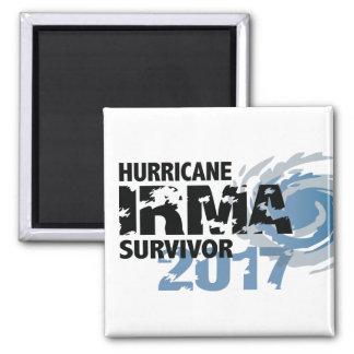 De Magneet van Irma Survivor Florida 2017 van de
