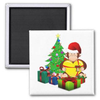 De magneet van Kerstmis
