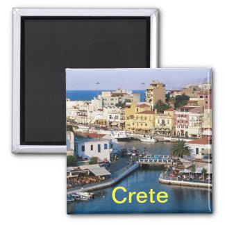 De magneet van Kreta