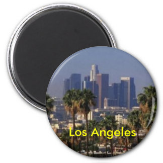 De magneet van Los Angeles Californië