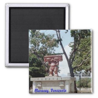 De Magneet van Maracay, Venezuela