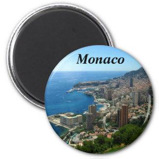 De magneet van Monaco Frankrijk
