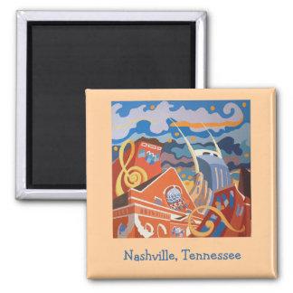 De magneet van Nashville, Tennessee