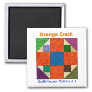 De Magneet van Orangecrush