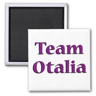 De Magneet van Otalia van het team