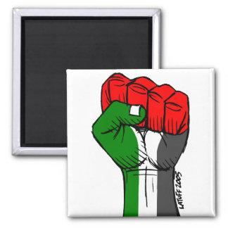 De magneet van Palestina