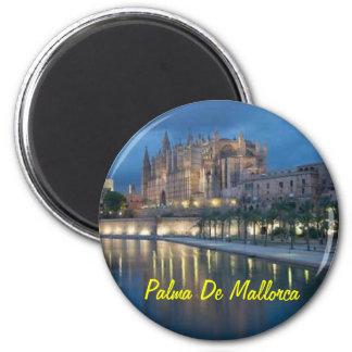 De magneet van Palma DE Mallorca Spanje