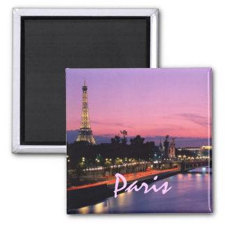 De magneet van Parijs