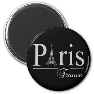 De magneet van Parijs Frankrijk