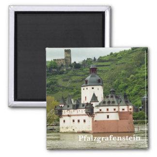 De Magneet van Pfalzgrafenstein