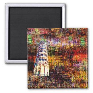 De Magneet van Pisa Italië