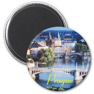De magneet van Praag