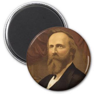 De Magneet van Rutherford B Hayes