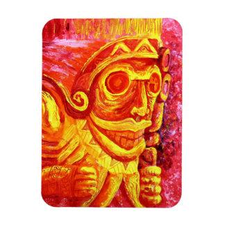 De magneet van Taino door Samuel Rios Cuevas
