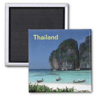 De magneet van Thailand