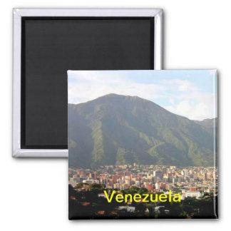 De magneet van Venezuela