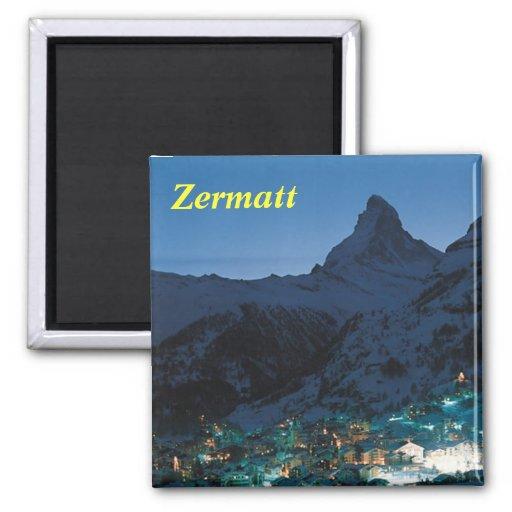 De magneet van Zermatt