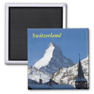 De magneet van Zwitserland
