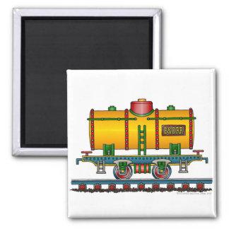 De Magneten van de Spoorweg van de Auto van de Tan
