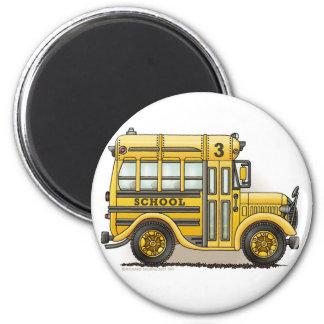 De Magneten van Schoolbus