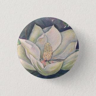 De Magnolia van het staal Ronde Button 3,2 Cm