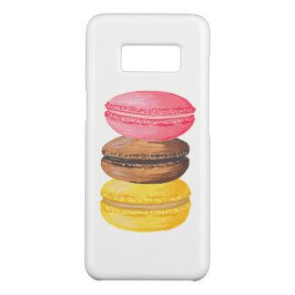 De Makarons van de Waterverf van de Snoepjes van Case-Mate Samsung Galaxy S8 Hoesje
