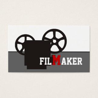 De maker van de film/directeurs/de visitekaartjes