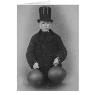 De Maker van Lindon van Richard van de Moderne Bal Kaart