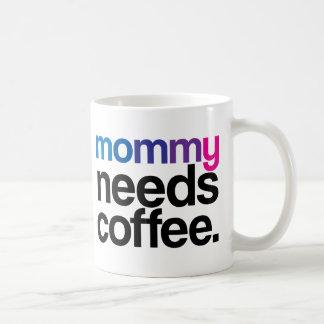 De mama heeft Koffie nodig Koffiemok