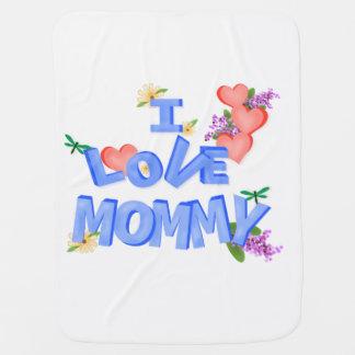 """De Mama van de Liefde van harten en van Bloemen """"I Inbakerdoek"""