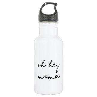 De Mamma's van Hey Waterfles