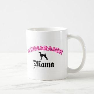 De Mamma's van Weimaraner Koffiemok