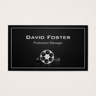 De Manager van de Productie van de film Directeur Visitekaartjes