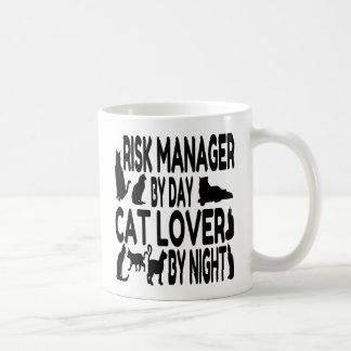 De Manager van het Risico van de Minnaar van de Koffiemok