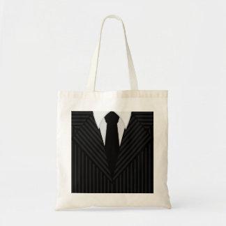 De Mannelijke Canvas tassen van het Kostuum en van