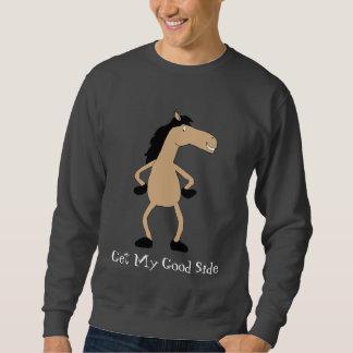 De Mannequin van het Paard van de cartoon Trui