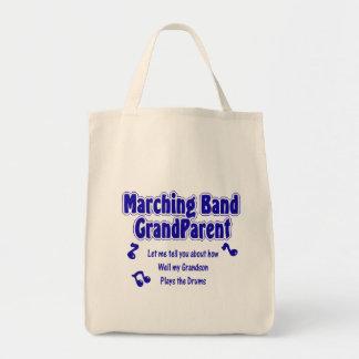 De marcherende Trommels van de Grootouder van de B Draagtas
