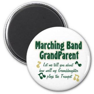 De marcherende Trompet van de Grootouder van de Ba Magneet