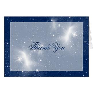De marine en het Witte Huwelijk van Sterren danken Briefkaarten 0
