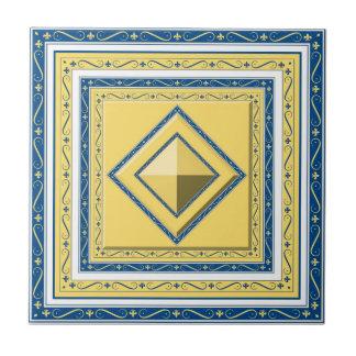 De Marokkaanse Tegel van de Diamant Tegeltje