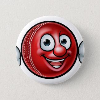 De Mascotte van de Bal van de veenmol Ronde Button 5,7 Cm