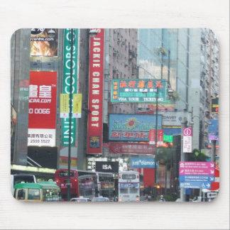 De Mat van de Muis van Hong Kong Kowloon Muismatten